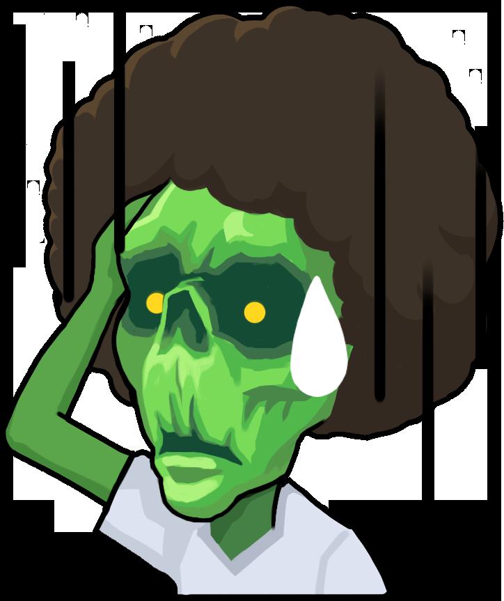 Zombie Online: Follower Z messages sticker-2