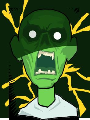 Zombie Online: Follower Z messages sticker-6