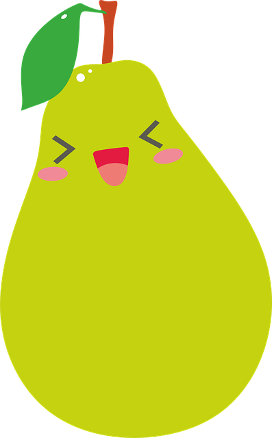 Pear Stickers messages sticker-8