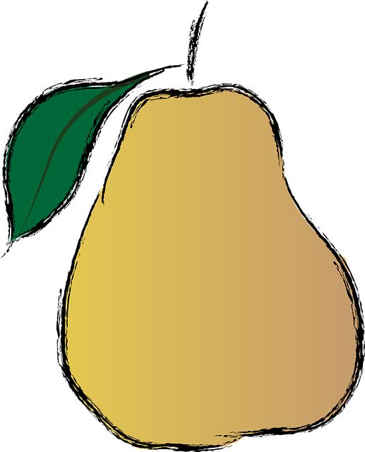 Pear Stickers messages sticker-2