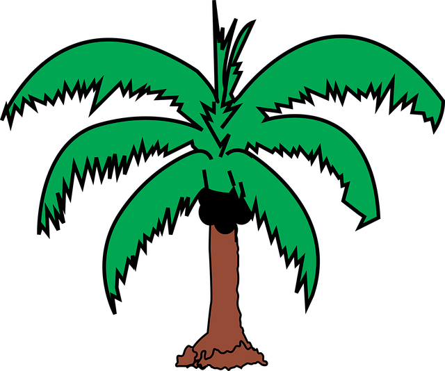 Palm Tree Stickers messages sticker-1