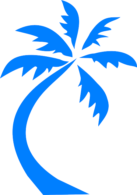 Palm Tree Stickers messages sticker-2