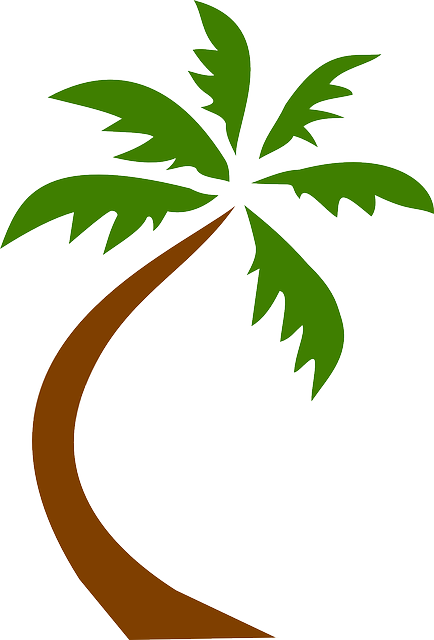 Palm Tree Stickers messages sticker-3