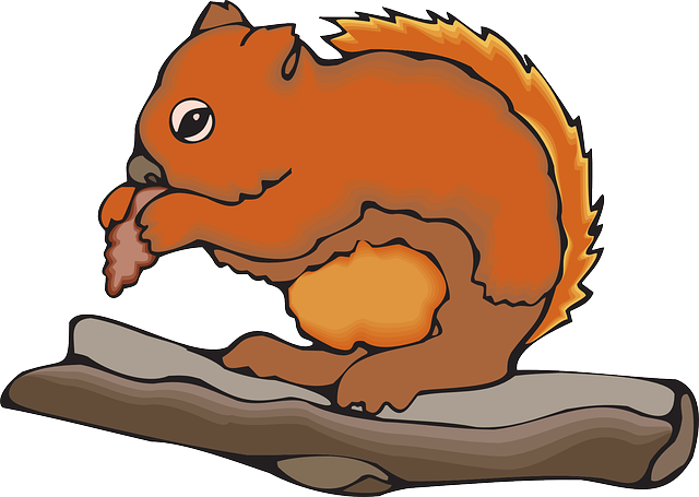 Chipmunk & Squirrel Stickers messages sticker-4