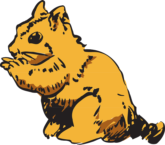 Chipmunk & Squirrel Stickers messages sticker-11