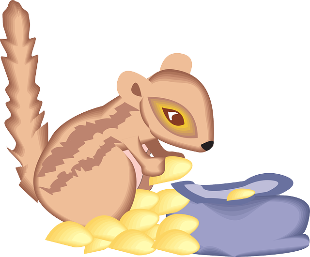 Chipmunk & Squirrel Stickers messages sticker-5