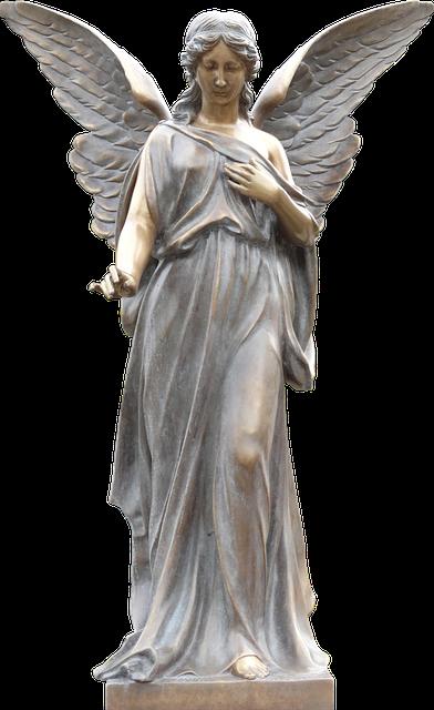 Angel Statue Stickers messages sticker-3
