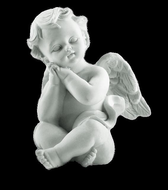 Angel Statue Stickers messages sticker-10