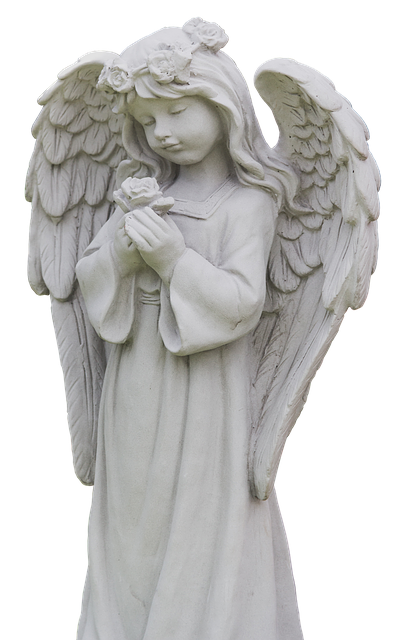 Angel Statue Stickers messages sticker-8