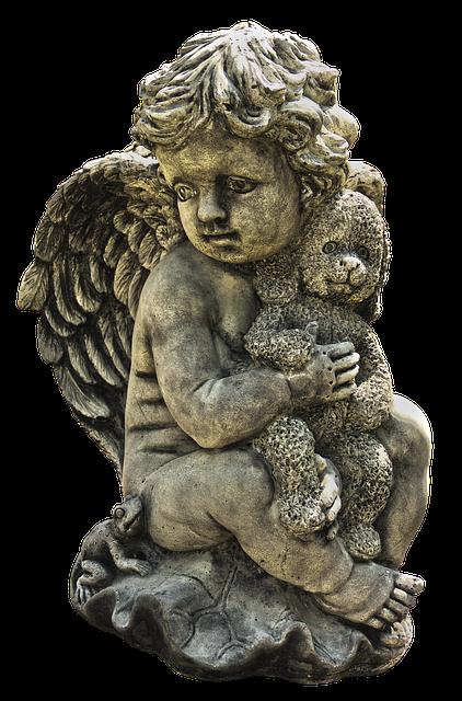 Angel Statue Stickers messages sticker-11