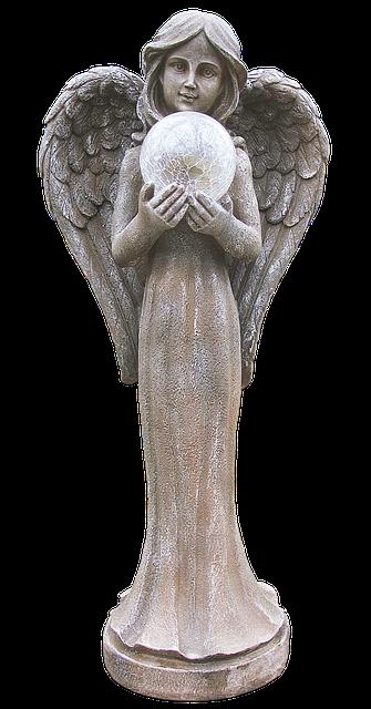 Angel Statue Stickers messages sticker-7