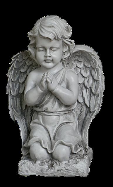 Angel Statue Stickers messages sticker-9