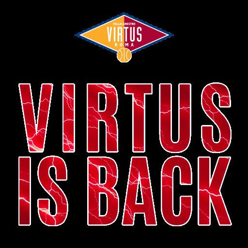Virtus Roma Official App messages sticker-3