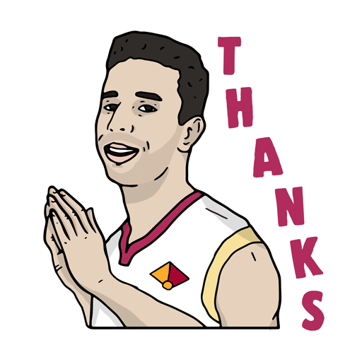 Virtus Roma Official App messages sticker-4
