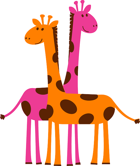 Silly Giraffe Sticker Pack messages sticker-3