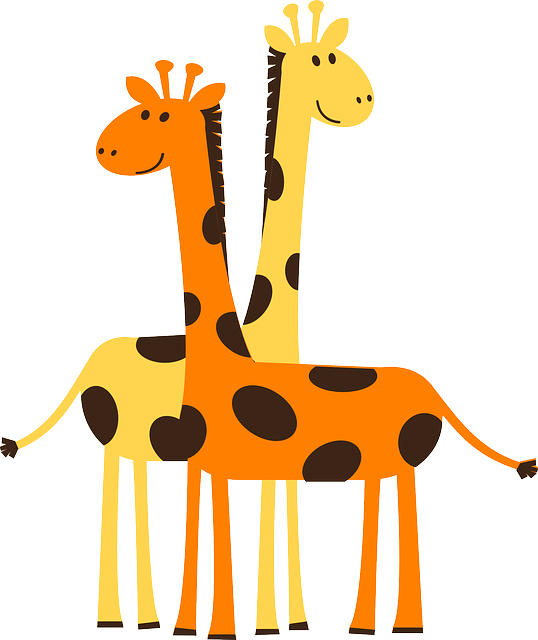 Silly Giraffe Sticker Pack messages sticker-10