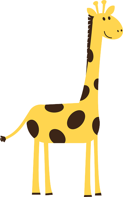 Silly Giraffe Sticker Pack messages sticker-8