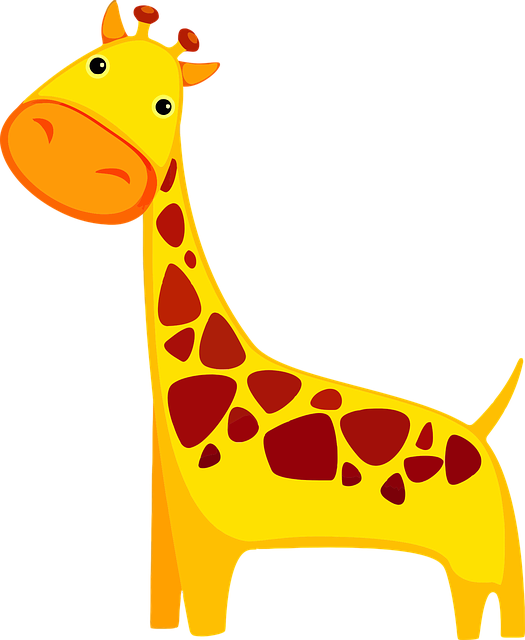 Silly Giraffe Sticker Pack messages sticker-9