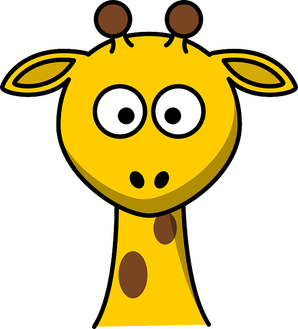Silly Giraffe Sticker Pack messages sticker-11