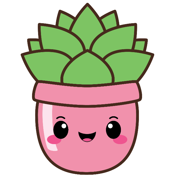 Kawaii Cactus Stickers messages sticker-5