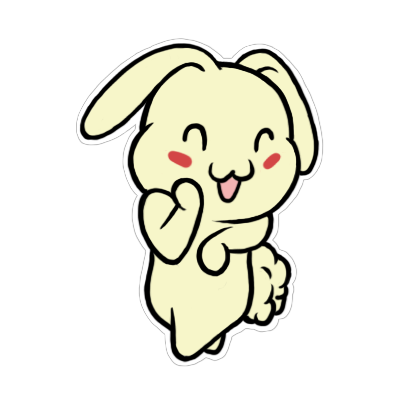 Aminal Cute Sticker messages sticker-4