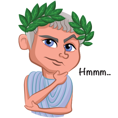 Caesar Stickers messages sticker-5
