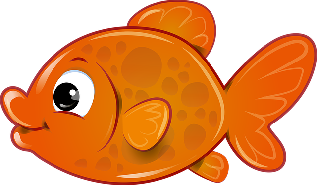 Glorious Goldfish Stickers messages sticker-3