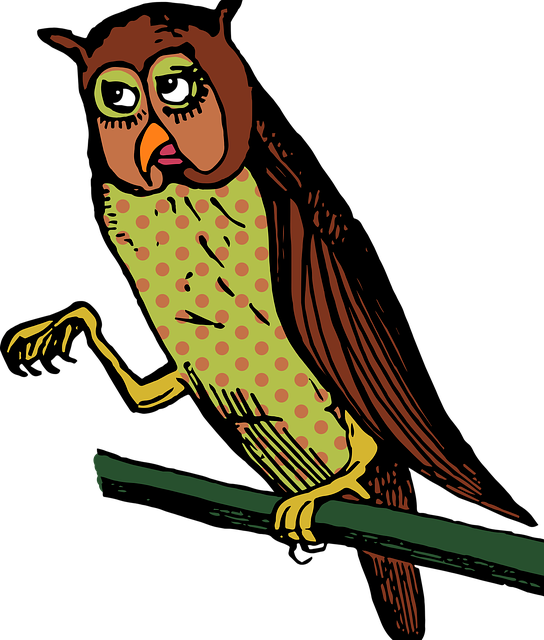 Wise Old Owl Stickers messages sticker-4