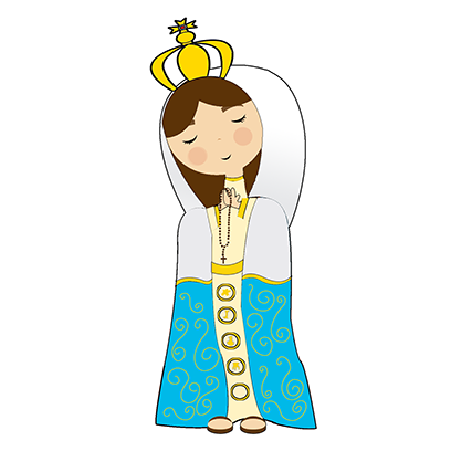 Virgin Mary Stickers messages sticker-9