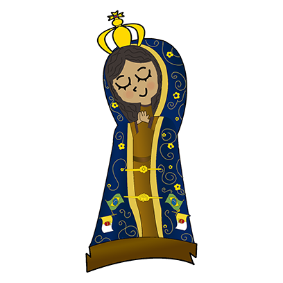 Virgin Mary Stickers messages sticker-8