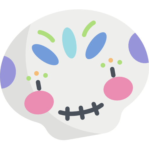 Day of the dead! messages sticker-0