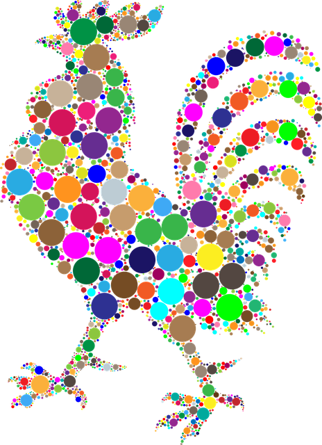 Raucous Rooster Stickers messages sticker-3