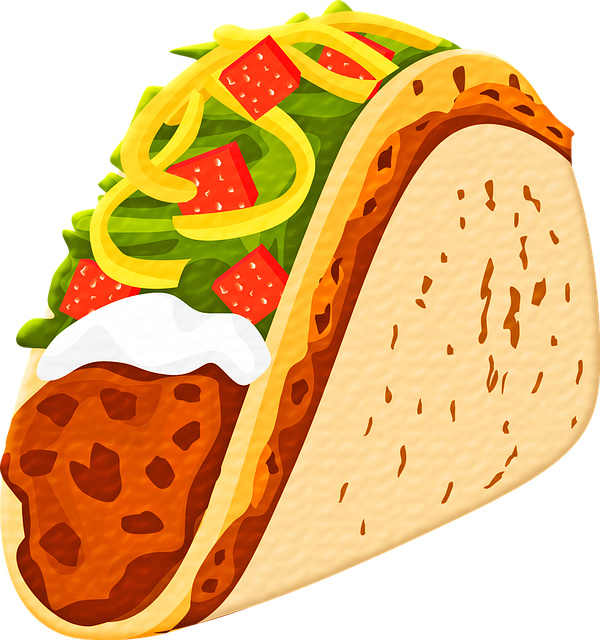 Tasty Taco Stickers messages sticker-1