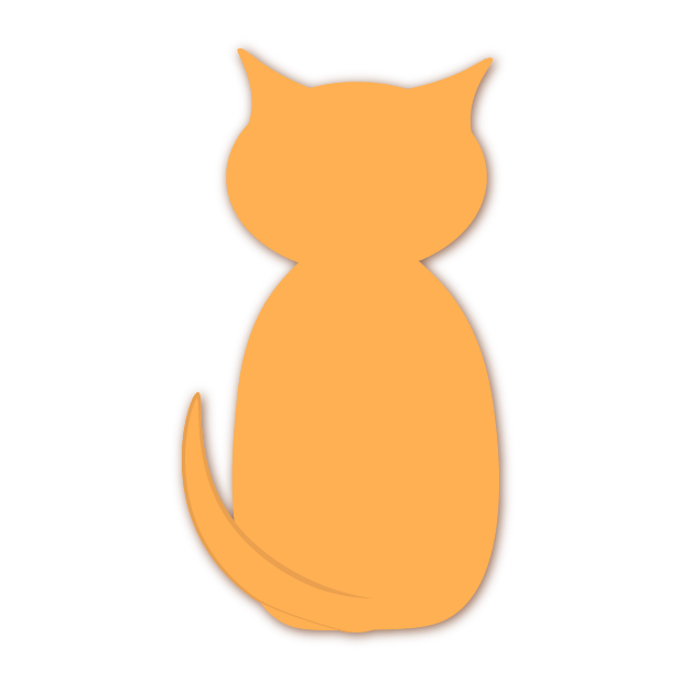 Messenger Cat and Dog messages sticker-8