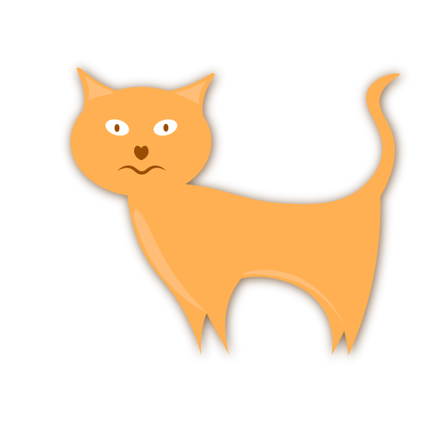 Messenger Cat and Dog messages sticker-4