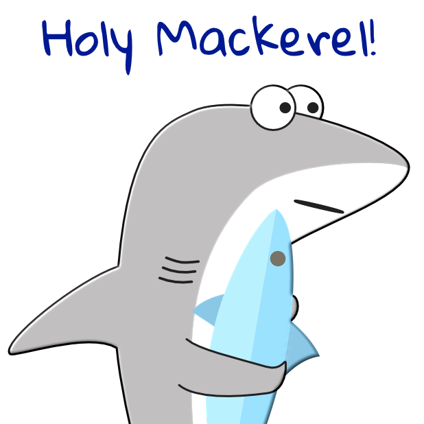 Shark Puns Animated Stickers messages sticker-5