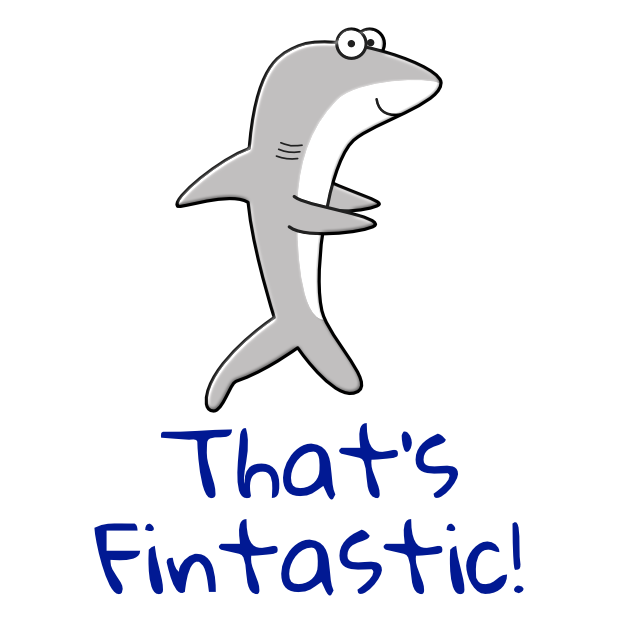 Shark Puns Animated Stickers messages sticker-3