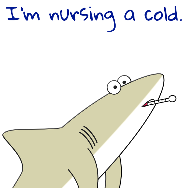 Shark Puns Animated Stickers messages sticker-1