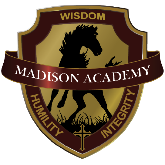 Madison Academy Stickers messages sticker-1