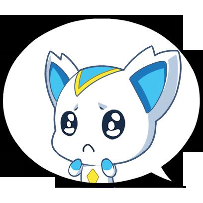 奥拉星-3D宠物养成对战手游 messages sticker-9