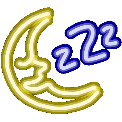 NEON THOUGHTS messages sticker-7
