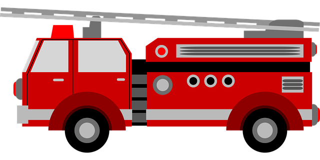 Fire Truck Stickers messages sticker-2