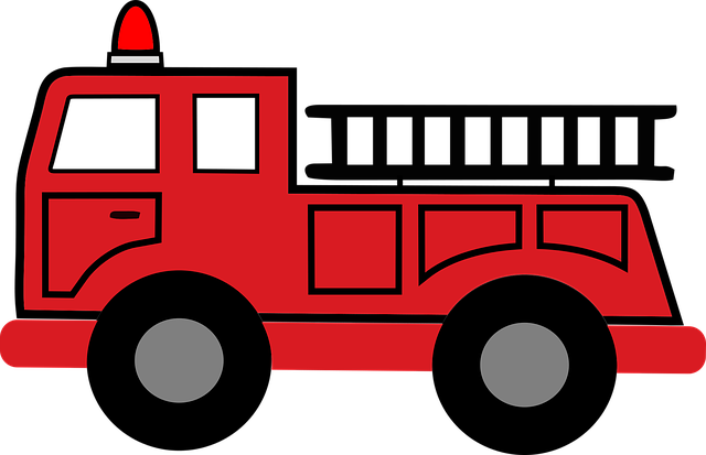 Fire Truck Stickers messages sticker-0