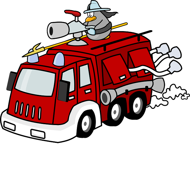 Fire Truck Stickers messages sticker-1
