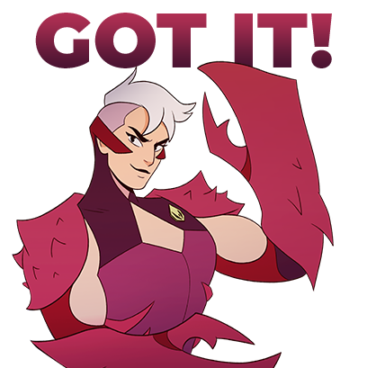She-Ra Stickers messages sticker-2