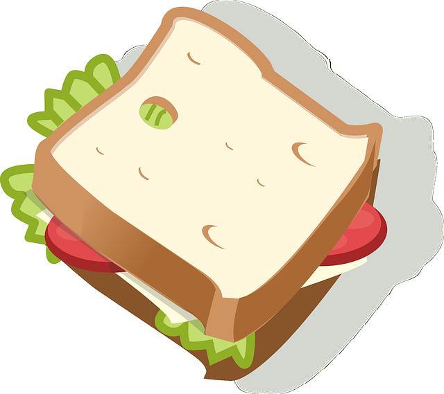 Scrumptious Sandwich Stickers messages sticker-1