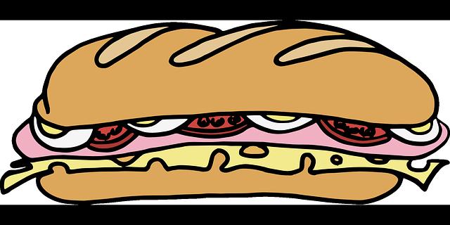 Scrumptious Sandwich Stickers messages sticker-2