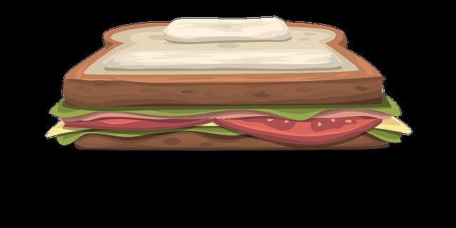 Scrumptious Sandwich Stickers messages sticker-6