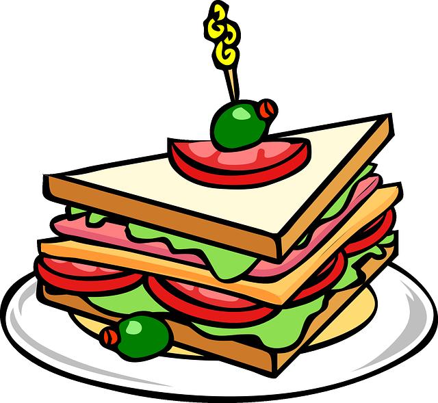 Scrumptious Sandwich Stickers messages sticker-0