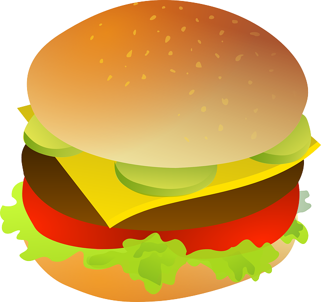 Heavenly Hamburger Stickers messages sticker-7